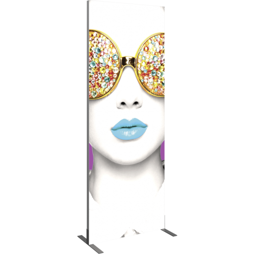 Vector Frame Light Box Rectangle 06 Fabric Banner Display
